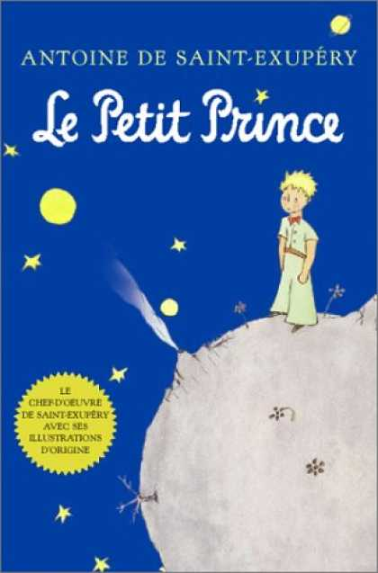 Bestsellers (2007) - Le Petit Prince (French Language Edition) by Antoine de Saint-Exupéry