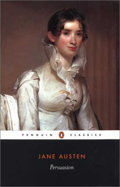 Bestsellers (2007) - Persuasion (Penguin Classics) by Jane Austen