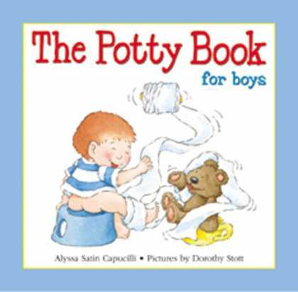 Bestsellers (2007) - The Potty Book - For Boys by Alyssa Satin Capucilli