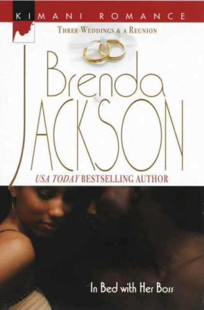 Bestsellers (2007) - In Bed With Her Boss (Kimani Romance) by Brenda Jackson