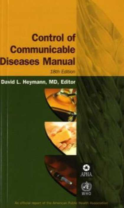 Bestsellers (2007) - Control Of Communicable Diseases Manual (Control of Communicable Diseases Manual