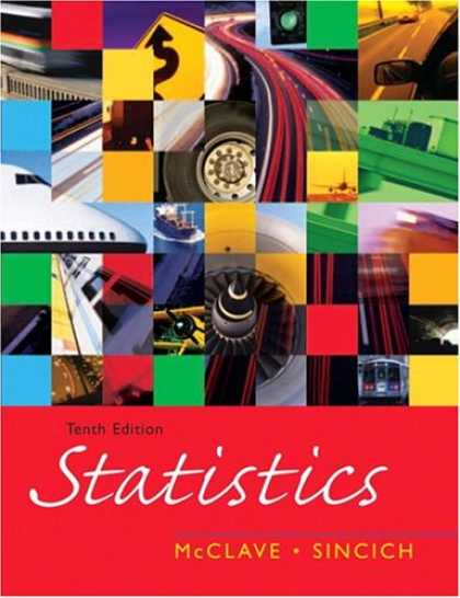 Bestsellers (2007) - Statistics (10th Edition) by James T. McClave