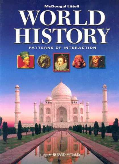 Bestsellers (2007) - World History: Patterns of Interaction by Roger B. Beck