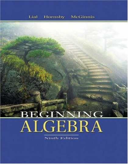 Bestsellers (2007) - Beginning Algebra, Ninth Edition by Margaret L. Lial