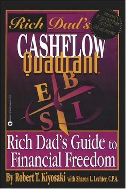 Bestsellers (2007) - Cashflow Quadrant: Rich Dad's Guide to Financial Freedom by Robert T. Kiyosaki