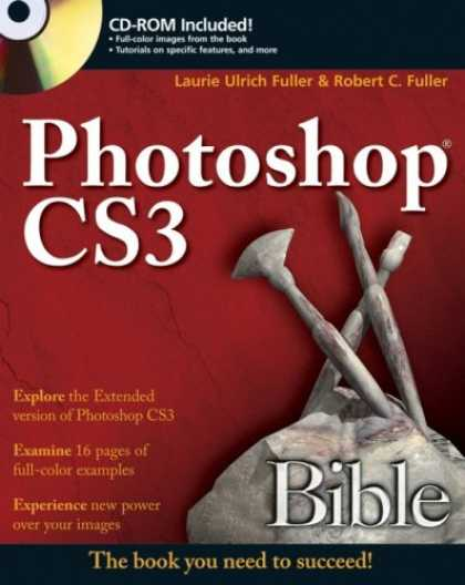 Bestsellers (2007) - Photoshop CS3 Bible by Laurie Ulrich Fuller