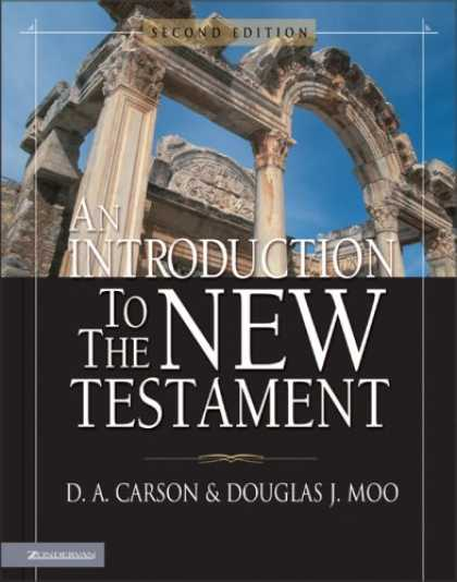 Bestsellers (2007) - Introduction to the New Testament, An by D. A. Carson