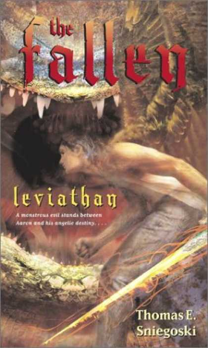 Bestsellers (2007) - Leviathan (The Fallen) by Thomas E. Sniegoski