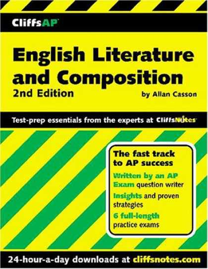 Bestsellers (2007) - English Literature and Composition (Cliffs AP) by Allan Casson