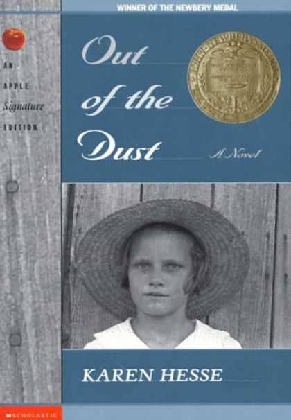 Bestsellers (2007) - Out Of The Dust (Apple Signature Edition) by Karen Hesse