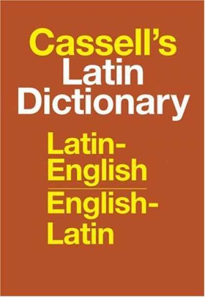 Bestsellers (2007) - Cassell's Latin Dictionary: Latin-English, English-Latin by D. P. Simpson