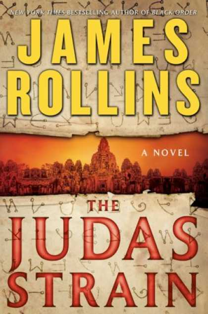 Bestsellers (2007) - The Judas Strain by James Rollins