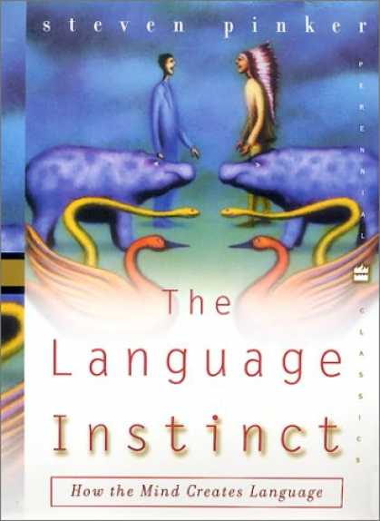 Bestsellers (2007) - The Language Instinct: How the Mind Creates Language (Perennial Classics) by Ste