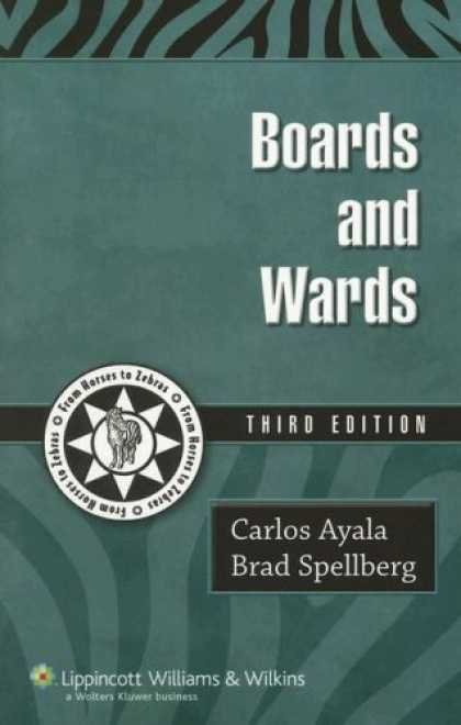 Bestsellers (2007) - Boards and Wards: A Review for USMLE Steps 2&3: A Practical Guide (Boards and Wa