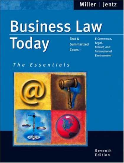 Bestsellers (2007) - Business Law Today: The Essentials (with Online Research Guide) by Roger LeRoy M