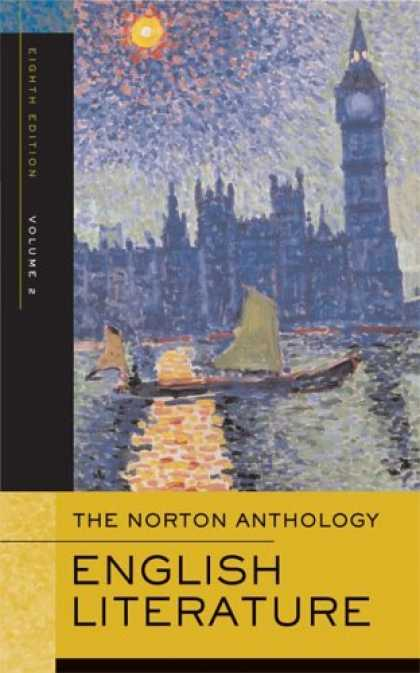 Bestsellers (2007) - The Norton Anthology of English Literature, Volume 2: The Romantic Period throug