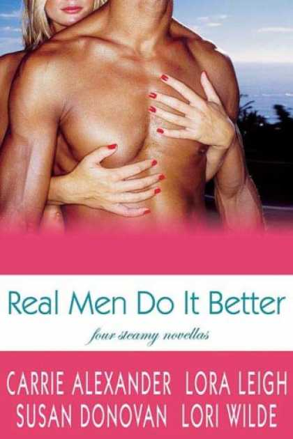 Bestsellers (2007) - Real Men Do It Better (Tempting SEALs, Book 3) by Lori Wilde