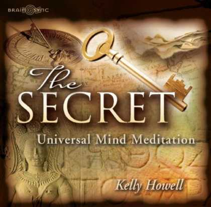 Bestsellers (2007) - The Secret Universal Mind Meditation by Kelly Howell