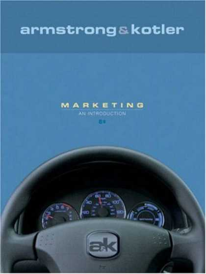 Bestsellers (2007) - Marketing: An Introduction by Gary Armstrong