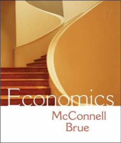 Bestsellers (2007) - Economics by Campbell R McConnell