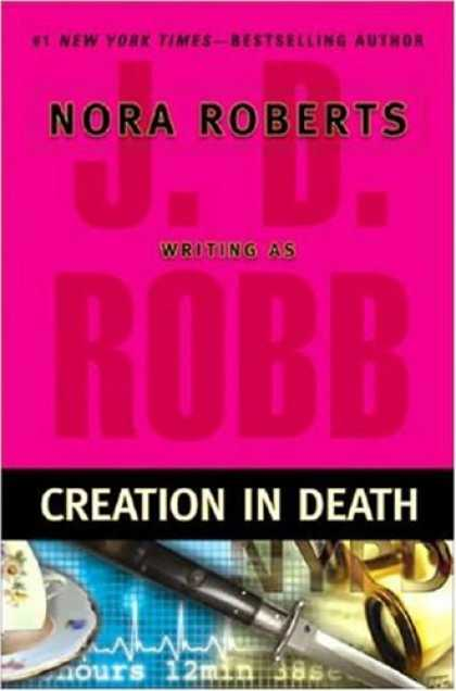 Bestsellers (2007) - Creation in Death by J.D. Robb