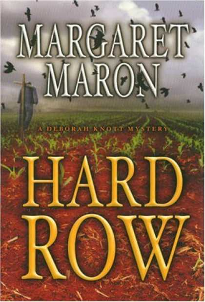 Bestsellers (2007) - Hard Row by Margaret Maron
