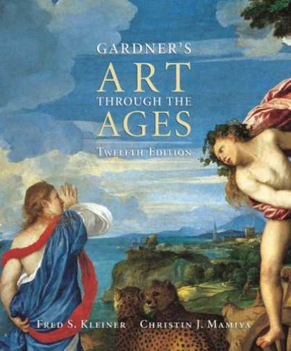 Bestsellers (2007) - Gardner's Art Through the Ages (with ArtStudy Student CD-ROM and InfoTrac ) by F