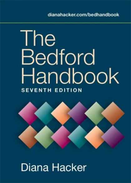 Bestsellers (2007) - The Bedford Handbook by Diana Hacker