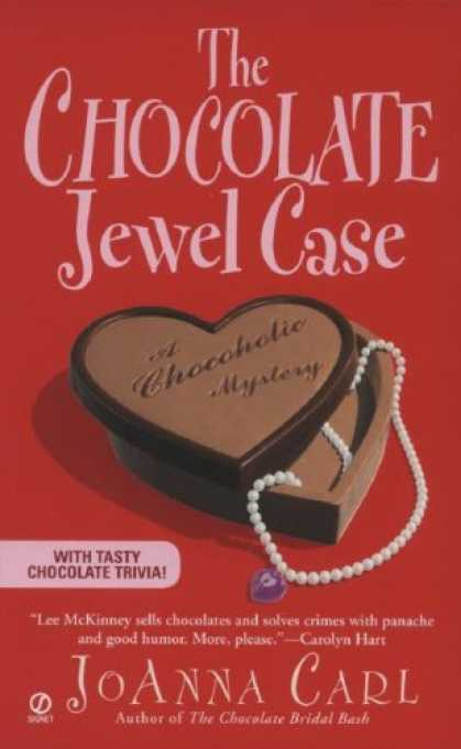 Bestsellers (2007) - The Chocolate Jewel Case: A Chocoholic Mystery (Chocoholic Mysteries) by JoAnna
