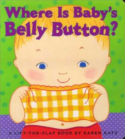 Bestsellers (2007) - Where Is Baby's Belly Button?