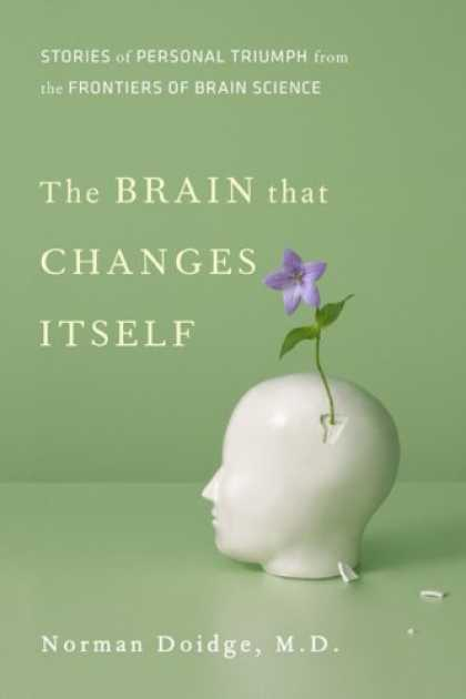 Bestsellers (2007) - The Brain That Changes Itself: Stories of Personal Triumph from the Frontiers of