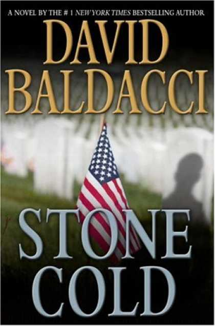 Bestsellers (2007) - Stone Cold by David Baldacci