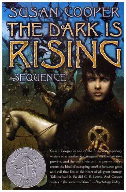 Bestsellers (2007) - The Dark Is Rising (Boxed Set): The Dark Is Rising, Greenwitch, Over Sea, Under