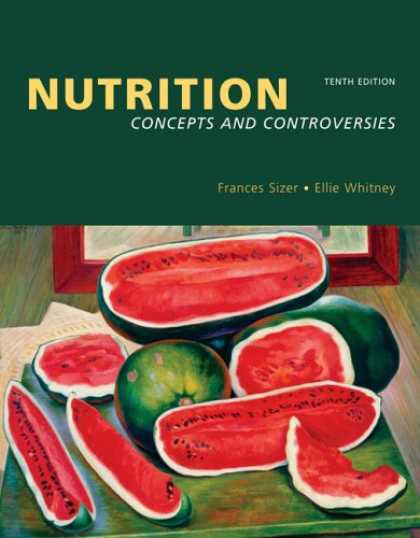 Bestsellers (2007) - Nutrition: Concepts and Controversies, MyPyramid Update (with Nutrition Connecti