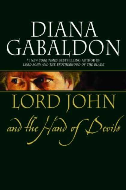 Bestsellers (2007) - Lord John and the Hand of Devils by Diana Gabaldon