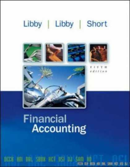 Bestsellers (2007) - Financial Accounting by Robert Libby