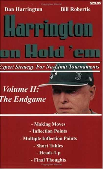 Bestsellers (2007) - Harrington on Hold 'em Expert Strategy for No Limit Tournaments, Vol. 2: Endgame