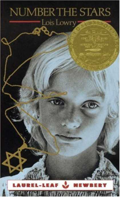 Bestsellers (2007) - Number the Stars by Lois Lowry