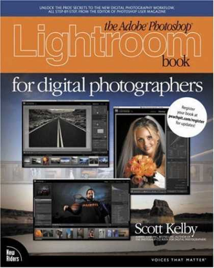 Bestsellers (2007) - Adobe Photoshop Lightroom Book for Digital Photographers,The (Voices That Matter