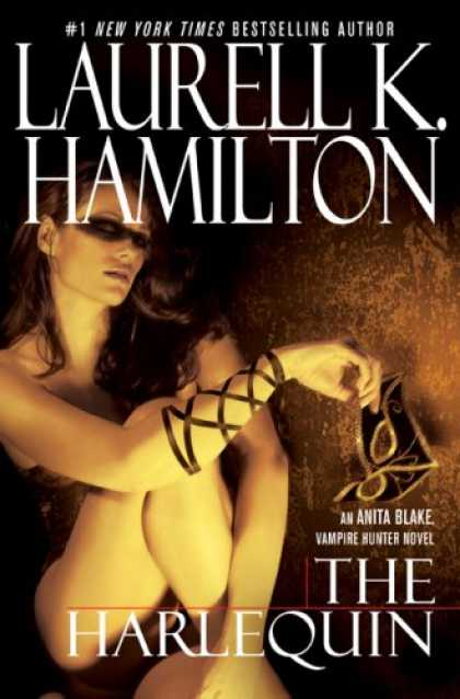 Bestsellers (2007) - The Harlequin (Anita Blake, Vampire Hunter, Book 15) by Laurell K. Hamilton
