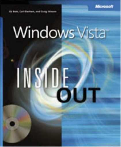 Bestsellers (2007) - Windows Vista Inside Out by Ed Bott