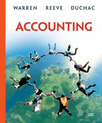 Bestsellers (2007) - Accounting by Carl S. Warren
