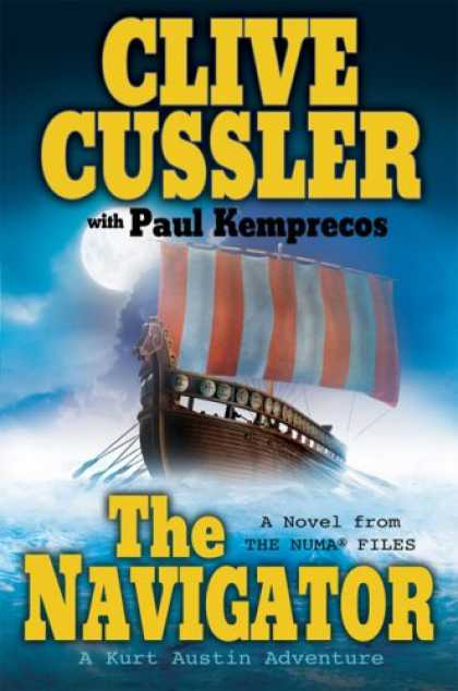 Bestsellers (2007) - The Navigator (NUMA Files) by Clive Cussler