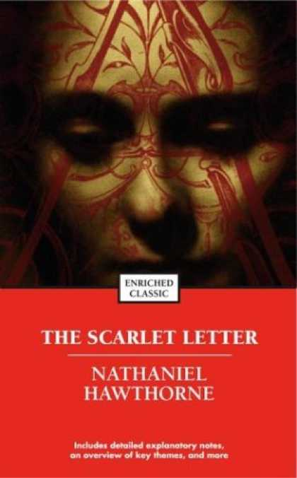 Bestsellers (2007) - The Scarlet Letter by Nathaniel Hawthorne