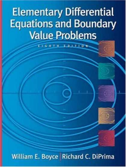 Bestsellers (2007) - Elementary Differential Equations and Boundary Value Problems , 8th Edition, wit