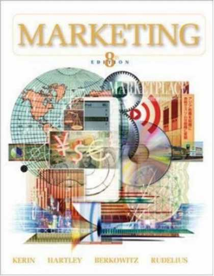 Bestsellers (2007) - Marketing w/ PowerWeb (Mcgraw Hill/Irwin Series in Marketing) by Roger A. Kerin