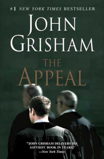 Bestsellers (2008) - The Appeal by John Grisham