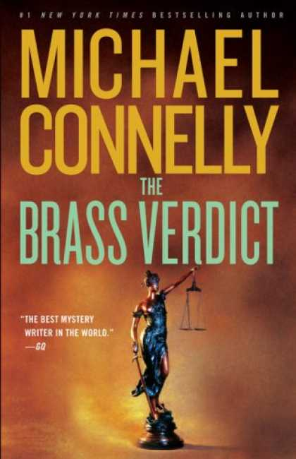 Bestsellers (2008) - The Brass Verdict: A Novel by Michael Connelly