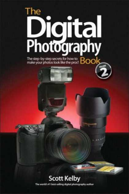 Bestsellers (2008) - The Digital Photography Book, Volume 2 by Scott Kelby