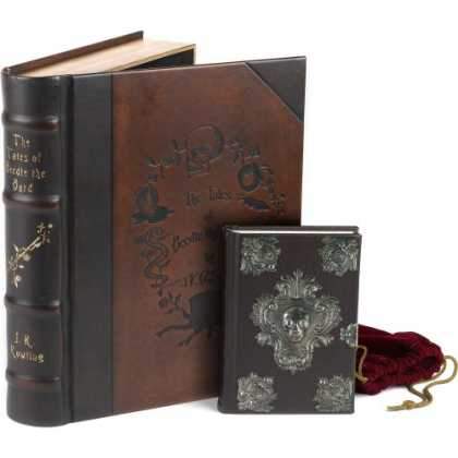 Bestsellers (2008) - The Tales of Beedle the Bard, Collector's Edition (Offered Exclusively by Amazon